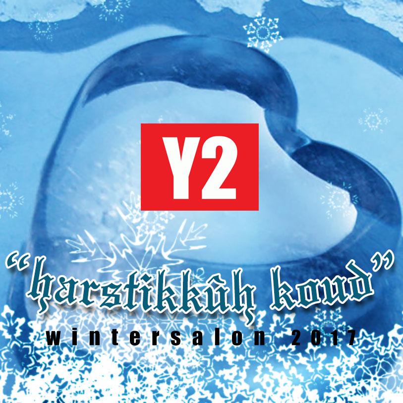 y2 wintersalon hartstikkuh koud
