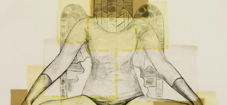 Covered in Charcoal – Turi Braaksma   10/03 – 23/03